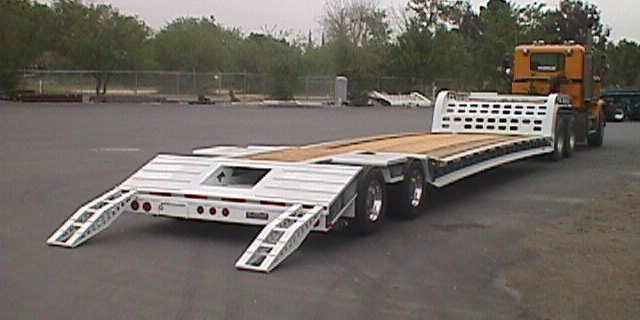 Easy Load Trailer