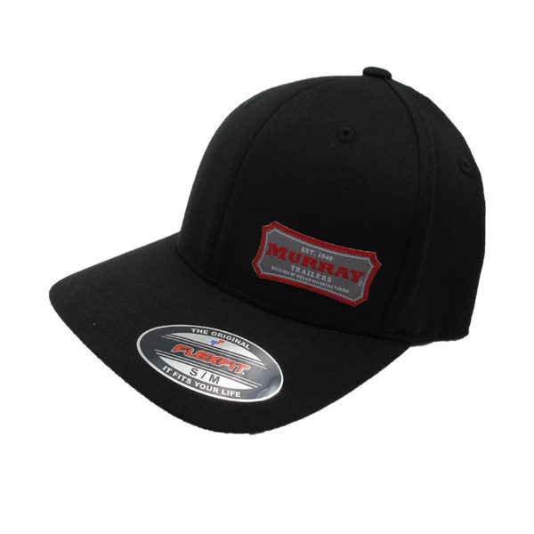 Flexfit Hat | Black with Patch