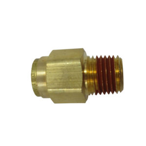 "Connector | 3/8"" PTC x 1/4"" MP"