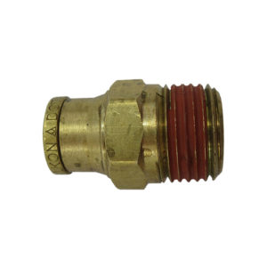 "Connector | 3/8"" Tube x 3/8"" PTC"