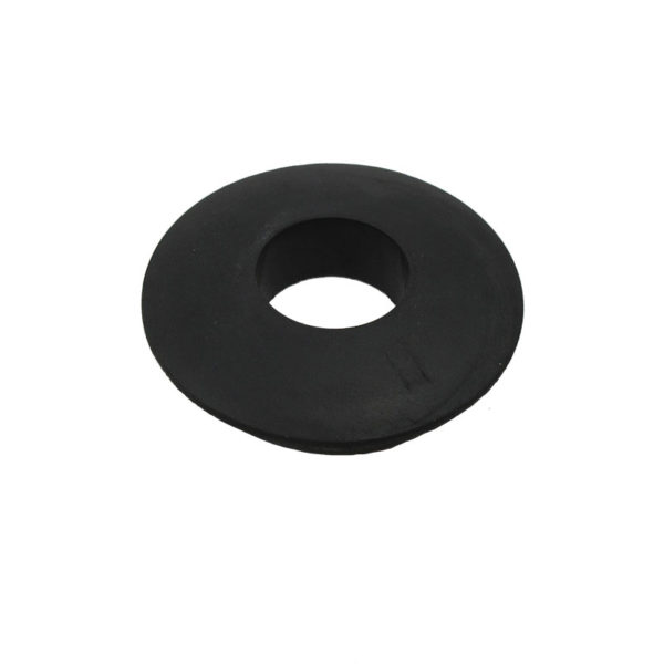Gladhand Seal | rubber, wide-tapered base