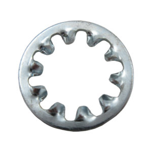 "Lockwasher | Internal, 3/8"" ZP"