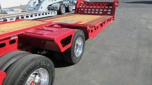 Easy Load | 12-Foot Deck, Fire Trailer