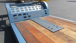 Easy Load | Paver Ramps with On-Deck Storage