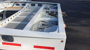 Murray Trailer | Straight Gooseneck with Expanded Metal
