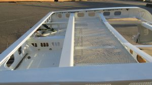 Murray Trailer | Gooseneck with Expanded Metal
