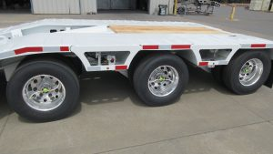 Murray Trailers | Removable Wheel Covers