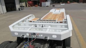 Murray Trailers | Tapered Gooseneck with 2 Kingpins