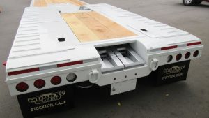Murray Trailers | Standard Tail with Ramp Storage