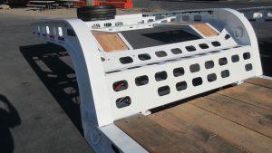 Murray Trailers | Gooseneck with 623 Cutdown Apron & Bridge Plates