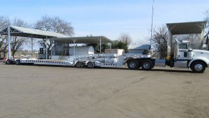 "Murray Trailers | 22' 10"" Deck with Loadmaster Jeep"