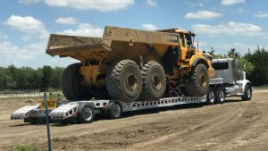 Murray Trailers | Pro Loaded with Volvo A-30B
