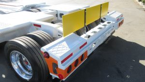 Murray Trailers | Pro Rear End Standard Tail Inside Islands