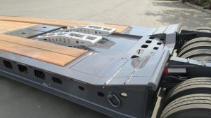Murray Trailers | Pro Rear Deck Plate & Chainbox