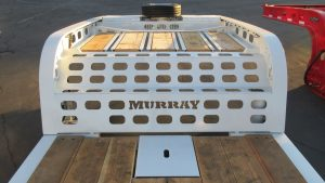 Murray Trailers | Pro Neck Straight Apron 5 Bridgeplates