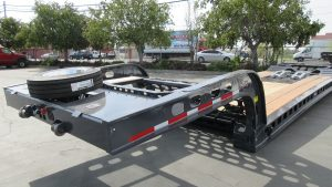 Murray Trailers | Pro Straight Corner Neck with Toolboxes