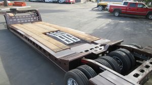 "Murray Trailers | 22' 10"" Deck Excavator Well"